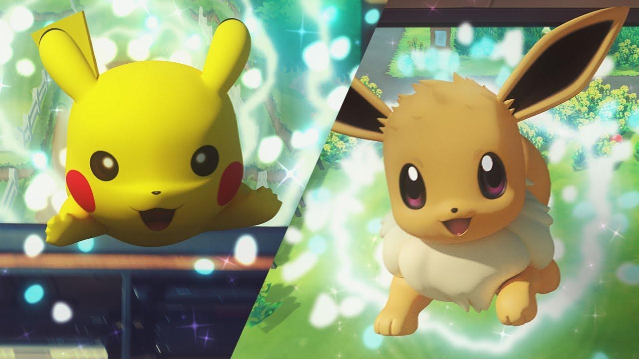 Pokémon Let S Go Nintendo Kündigt Switch Spiele An Readyplay De
